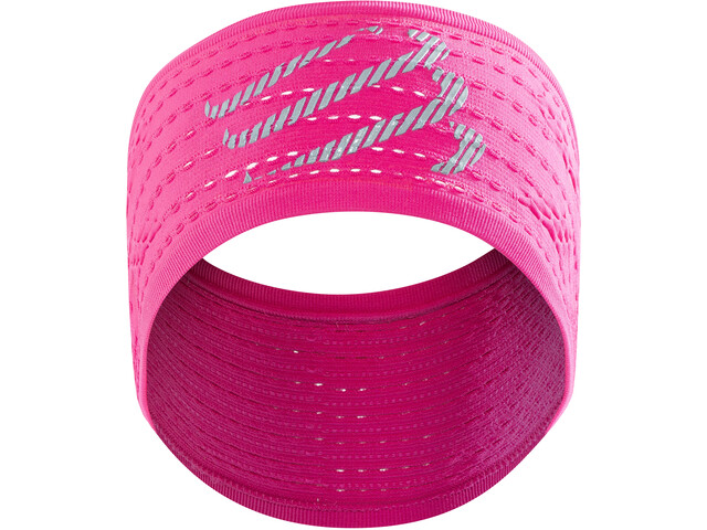 Compressport On/Off Bandeau, fluo pink